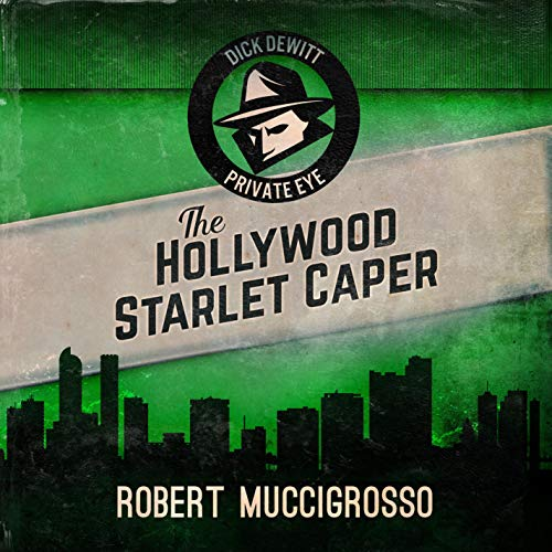 The Hollywood Starlet Caper  By  cover art