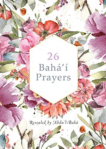 26 Bahá'í Prayers