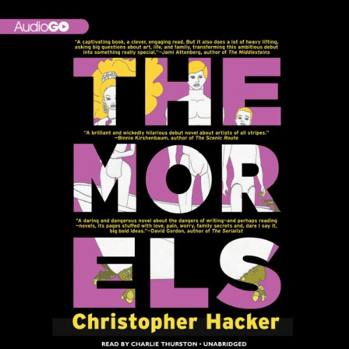 The Morels audiobook cover art