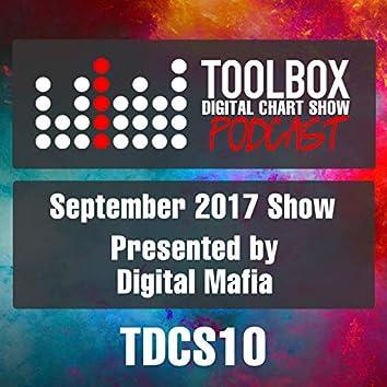 Toolbox Digital Chart Show - September 2017