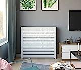 Cubre radiadores lacados. Diferentes Medidas. También fabricamos a Medida. Consultar: info@greca.info Tfno 948312264 (64 * 19 * 87 cms)