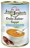 Jürgen Langbein - Krebs-Rahm-Suppe - 400ml