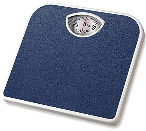 GVC Weight Machine   Iron Analog Weighing Scale   Full Metal Body With Anti-Skid Mat   Capacity: 130Kg