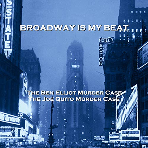 Broadway Is My Beat - Volume 12 Titelbild