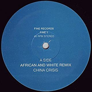 African And White Remix - China Crisis 12