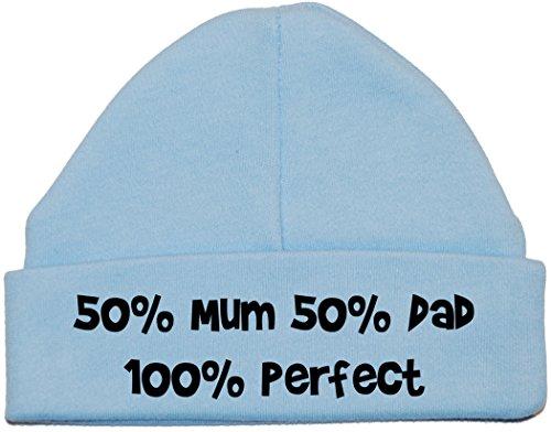 Acce Products - Chapeau - Uni - Manches Courtes - Bébé (garçon) 0 à 24 mois - Bleu - 12-18months