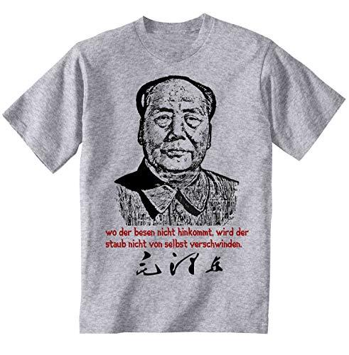 Camiseta de Mao Zedong