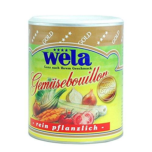 wela-GOLD Gemüsebouillon - wela 1/1 Dose