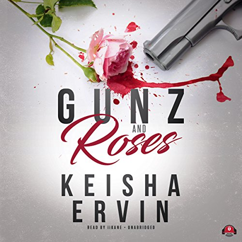 Gunz and Roses audiobook cover art