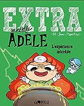 Extra Mortelle Adèle T4 - L'expérience interdite de M. TAN