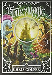 Cover of  A Tale of Magic...
