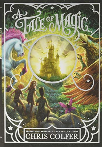 A Tale of Magic by Chris Colfer (Hardcover)  $7.10 at Amazon