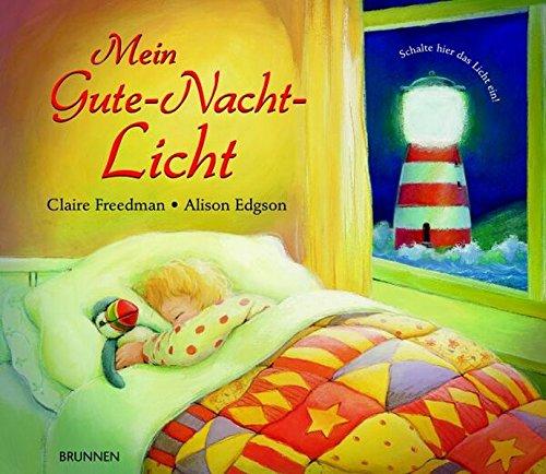 Mein Gute-Nacht-Licht: mit einschaltbarem Leuchtturmlicht