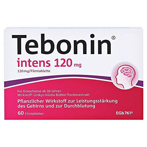 TEBONIN intens 120 mg Filmtabletten 60 St