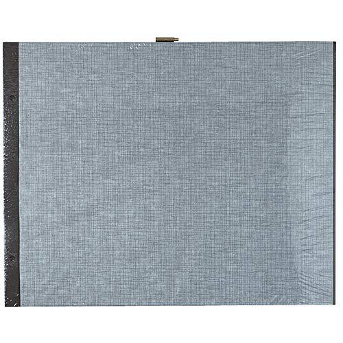 Exacompta 16810E Packung mit 10 Blättern Einlagen für Fotoalbum, 29 x 37cm, 1 Pack, Schwarz