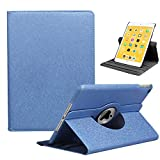 iPad 9.7 2018/2017, iPad Air 2, iPad Air Case - Rotating Stand Protective Cover with Auto Sleep Wake for Apple New...