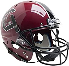 South Carolina Gamecocks Maroon Officially Licensed Full Size XP Replica Football Helmet