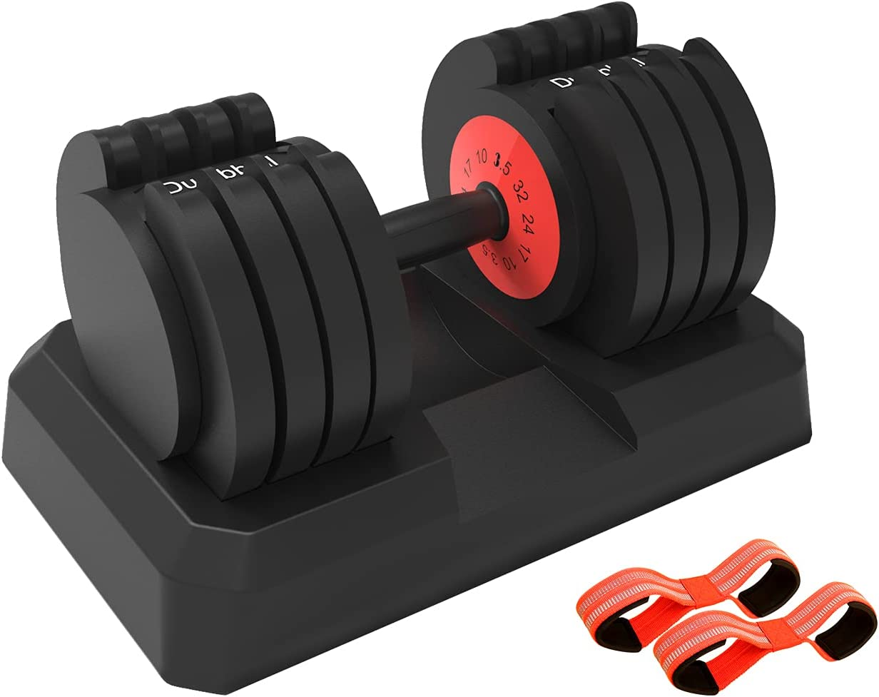 MESIXI 2021new shipping free Adjustable Dumbbell Free Shipping Cheap Bargain Gift Set Equipment Weigh Strength Training