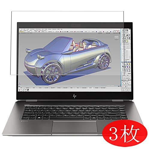VacFun 3 Piezas HD Claro Protector de Pantalla para HP ZBook Studio G5 15.6