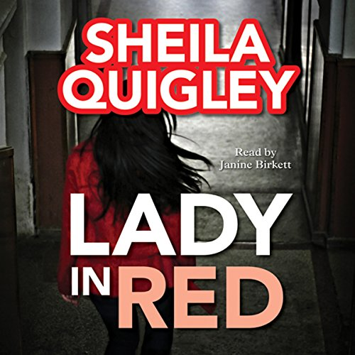 Lady in Red audiobook cover art