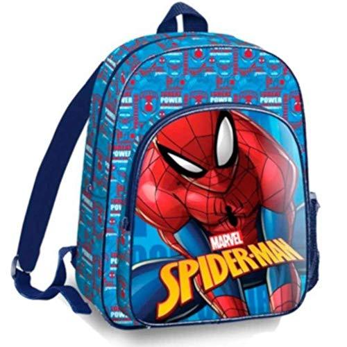 Spiderman 36Cm Mochila Tiempo Libre y Sportwear Infantil  Juventud Unisex  Multicolor