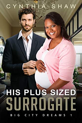 His Plus Sized Surrogate (Big City Dreams 1) (English Edition)