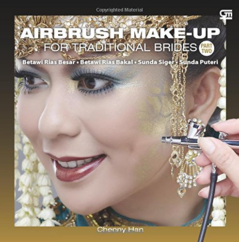Airbrush Make-up Part Two: For Traditional Brides