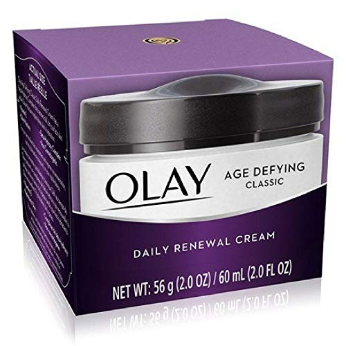 OLAY Age Defying Classic Daily Renewal Cream 2 oz (Pack of 2)
