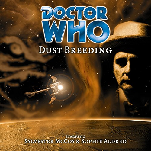 Doctor Who - Dust Breeding audiobook cover art