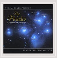 Pleiades-the Seven Sisters