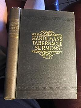 Hardcover Hardeman's Tabernacle Sermons, vol II Book