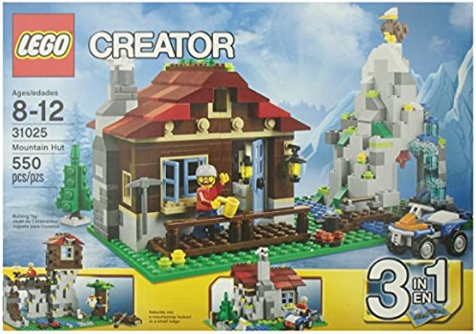 LEGO Creator 31025 בקתה בהר