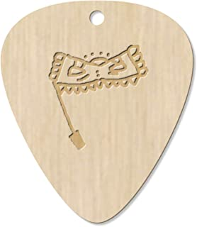 7 x 'Masquerade Mask' Guitar Picks / Pendants (GP00021021)