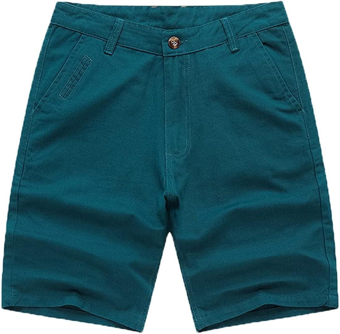 Bangqi Summer Man Casual Shorts Men's Cotton Fashion Style Man Shorts Beach Shorts Short Men Male