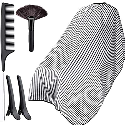 Professional Barber Cape with