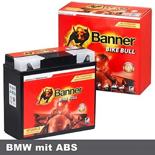 Preisvergleich Produktbild Banner 52001 Banner 52001B Motorrad Batterie