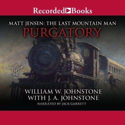 Purgatory audiobook cover art