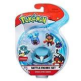 Pokemon Box 3 Figuras Metang + Flamiaou + Cosmog Original WCT Battle Figure Set