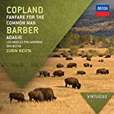 Copland: Fanfare for the Common Man / Barber: Adagio