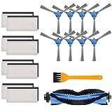Wessper Accessoire Compatible avec Eufy RoboVac 11S, RoboVac 30, RoboVac 30C, RoboVac 15C, RoboVac...