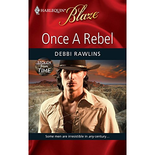 Once a Rebel audiobook cover art