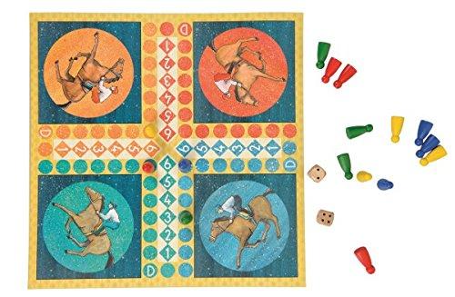 Egmont Toys- Juego de Mesa Ludo, Parchís (570120)