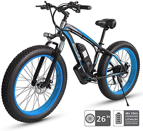 Bicicleta electrica Bicicletas, bicicleta eléctrica eléctrica de 48V eléctrica, 26