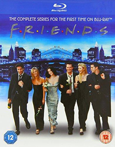 Friends The Complete Series 1 - Friends: Series 1-10 (21 Blu-Ray) [Edizione: Regno Unito] [Edizione: Regno Unito]