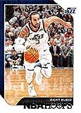 2018-19 NBA Hoops Basketball #110 Ricky Rubio Utah Jazz Official Trading Card made by Panini