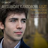 Liszt: Piano Concertos by Alexandre Kantorow
