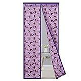 Patrón de Oso Rosa de Dibujos Animados Curtains For Living Room...
