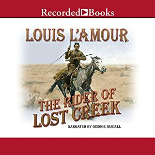 The Rider of Lost Creek cover art