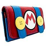 Super Mario Bros. Costume idraulico Rosso portafoglio