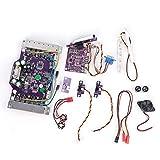 Alupre Controlador 54V Conjunto de Accesorios compatibles con Xiaomi Ninebot eléctrico de Equilibrio Vespa Soporte Compatible con minirobot App